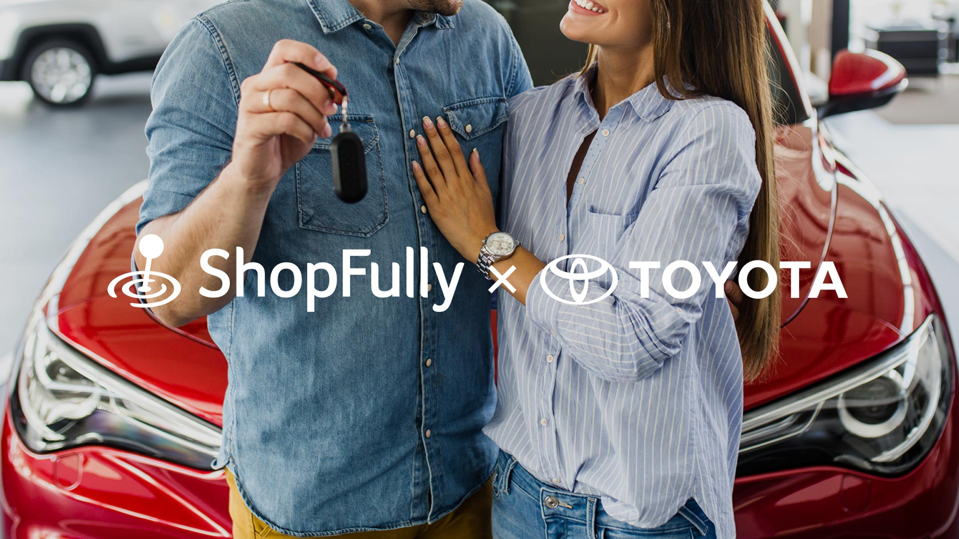 ShopFully x Toyota